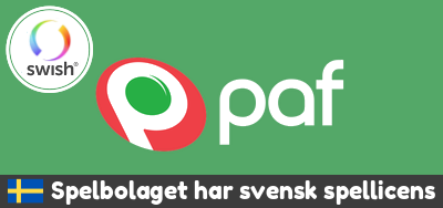 Paf Casino logo