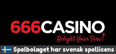 666 Casino logo