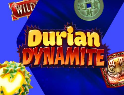 Durian dynamite, ett riktigt saftigt spel