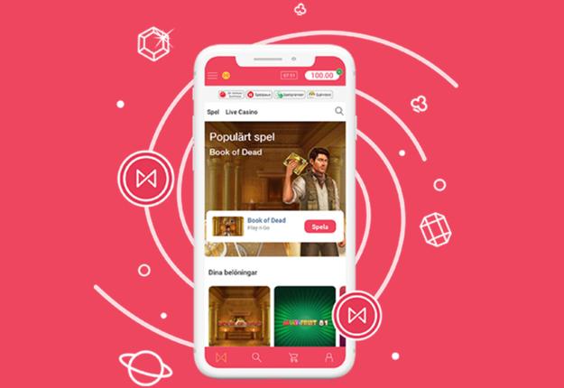 Omnia Casino i mobilen