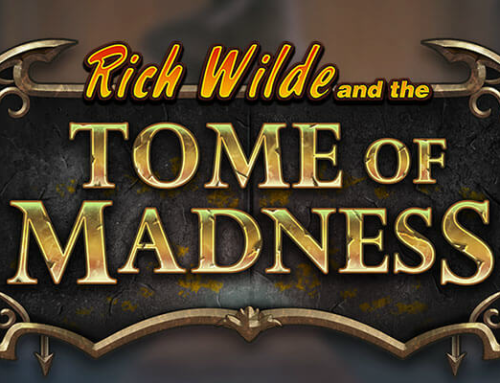 Try the new Rich Wilde and the Tome of Madness