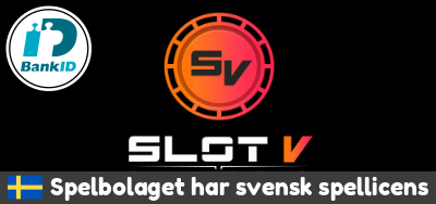 Slot V Casino logo